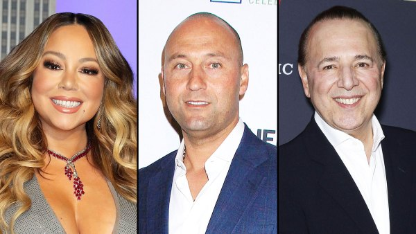 Mariah Carey Says Derek Jeter Helped Me Get Out of My Marriage to Tommy Mottola