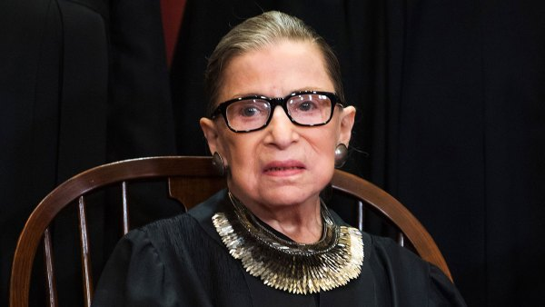 Ruth Bader Ginsburg Dead
