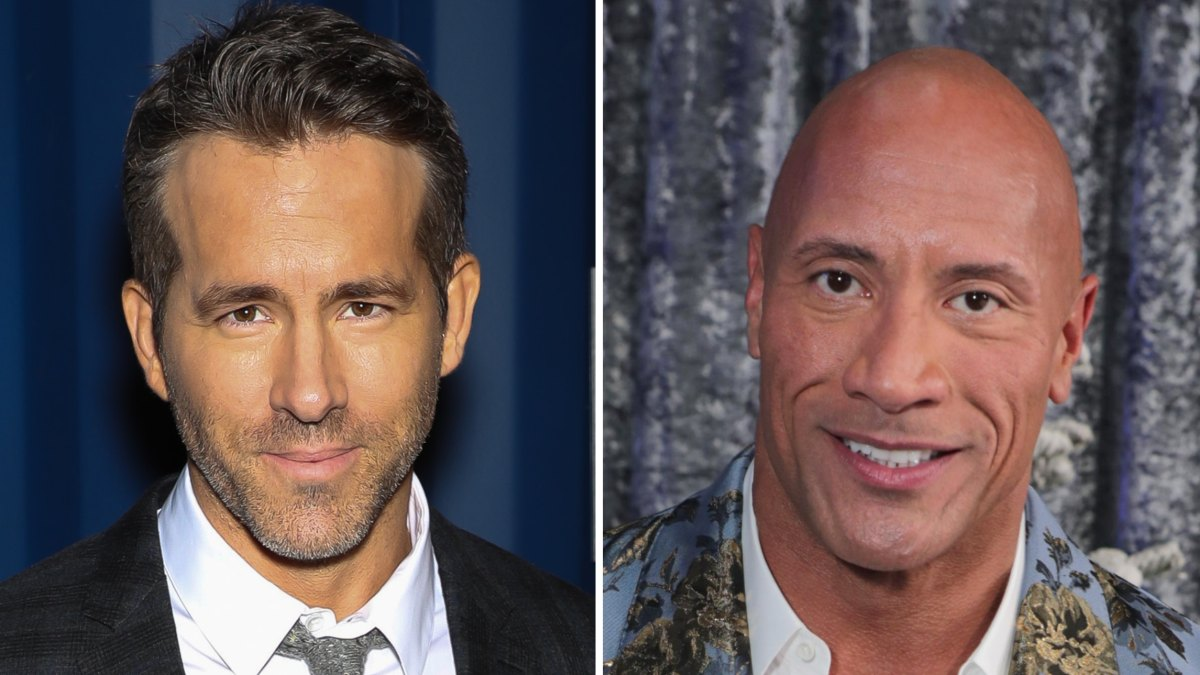 Ryan Reynolds Trolls The Rock After He Tears Down Front Gates By Hand
