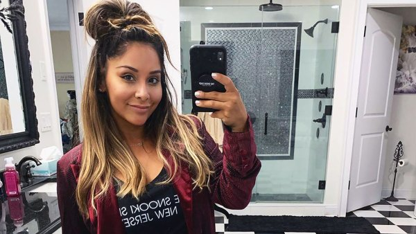 """See the Stars' At-Home Style - Nicole """"Snooki"""" Polizzi"""