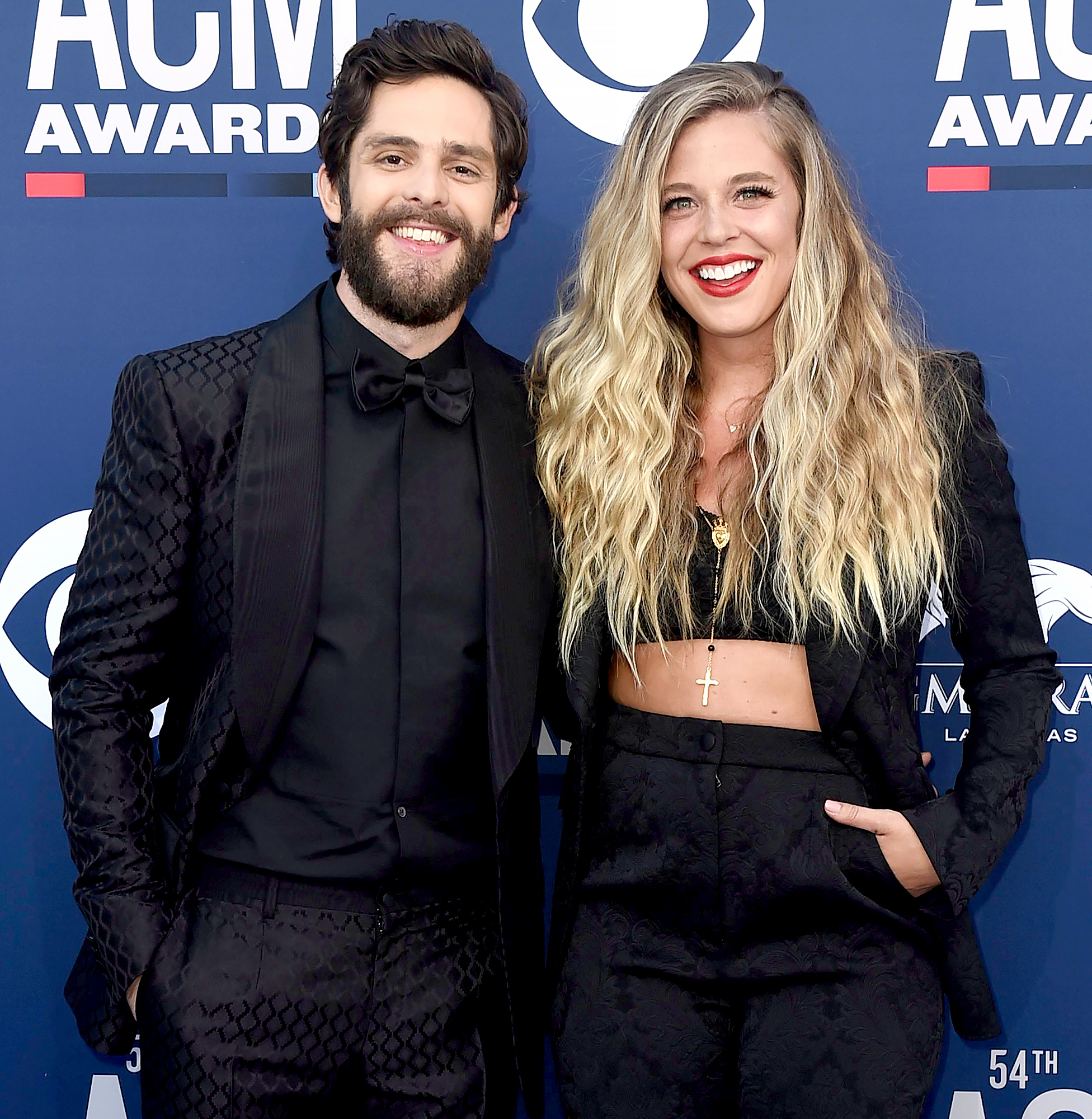 Thomas Rhett Wishes 'Beautiful' Wife Lauren Akins a Happy 31st Birthday