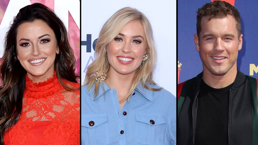 Tia Booth Commend Cassie Randolph for Seeking Protection After Colton Underwood Split