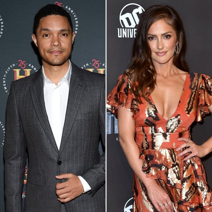 Trevor Noah and Minka Kelly Have Been Quietly Dating