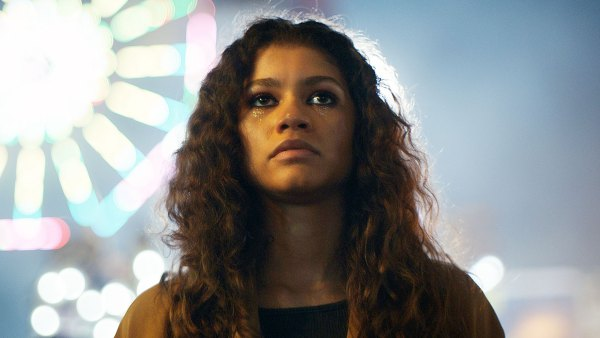 Zendaya as Rue Bennett in Euphoria Zendaya Costars Go Wild Over Her Euphoria Win