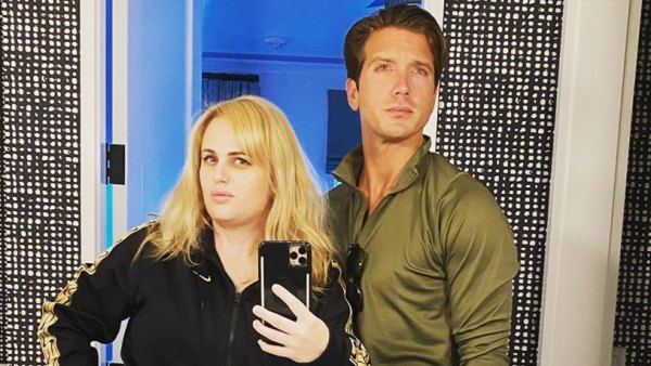 Rebel Wilson Shows Off Her Weight Loss in Selfie With Boyfriend Jacob Busch