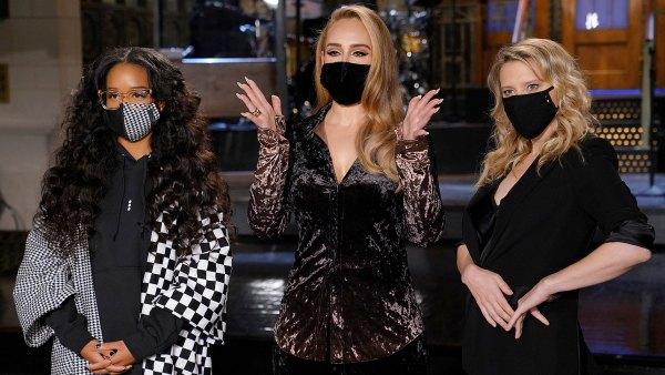 Adele HER SNL Recap