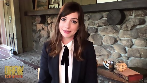 Anne Hathaway Reveals Sons Halloween Costumes