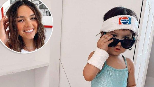 Too Cute! See Bekah Martinez's Daughter, More Kids' Halloween Costumes