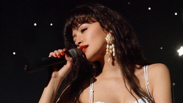 Christian Serratos Transforms Into Selena Quintanilla in 'Selena: The Series': Watch the Trailer