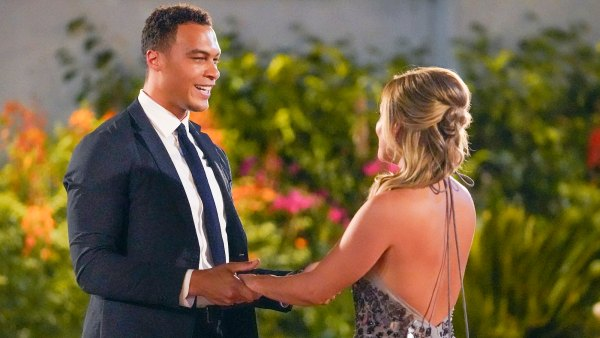 Clare Crawley Gushes Over Dale Moss on Bachelorette Night 1