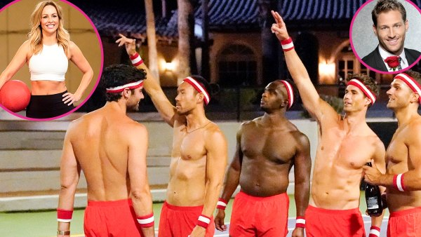 Clare Crawley Fires Back Criticism Bachelorette Strip Dodgeball Date With Receipts From Juan Pablo Galavis Season