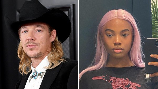 Diplo Speaks Out After TikTok Star Quenlin Blackwell Says They Live Together