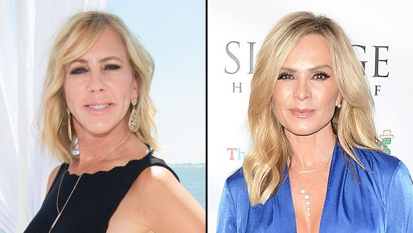 Every Time Vicki Gunvalson and Tamra Judge Threw Shade at the Real Housewives of Orange County Cast After Their Exits