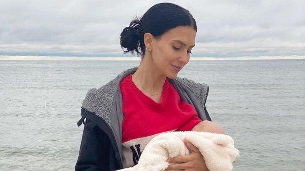 Hilaria Baldwin's Nursing Pics While Raising 5 Kids
