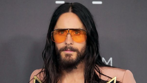 Stop Everything: Jared Leto Just Got a New Haircut and Color