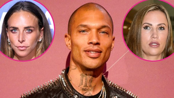 Hot Felon Jeremy Meeks Talks Coparenting With Exes Chloe Green Melissa Meeks