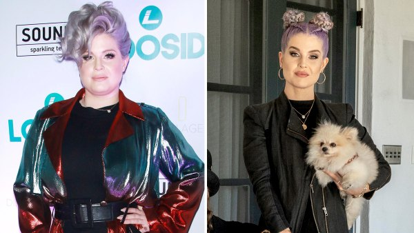 Kelly Osbourne Shows Off Her 85-Lb Weight Loss in Rare Family Photo