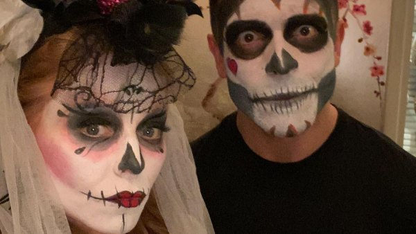 Kelly Ripa Crops Husband Mark Consuelos' Crotch Out of New Halloween Pic After Fan Speculation