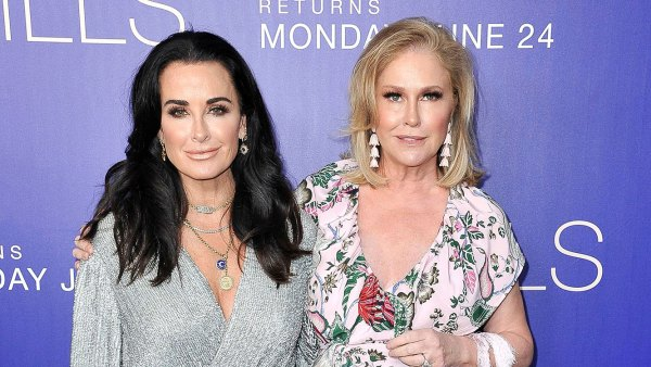 Kyle Richards Reacts to Rumors That Sister Kathy Hilton Is Joining Season 11 of The Real Housewives of Beverly Hills