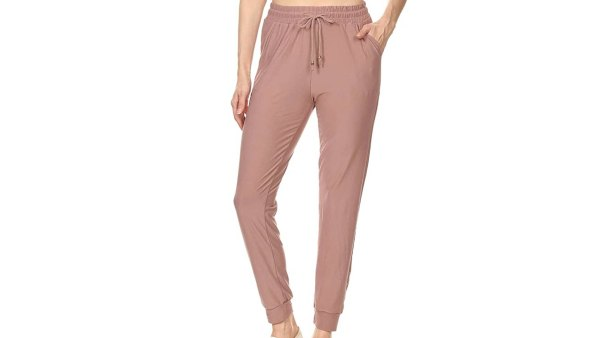 LA12ST Women's Juniors Soft Jogger Pants