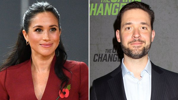 Meghan Markle and Alexis Ohanian Share Experiences Raising Mixed-Race Children