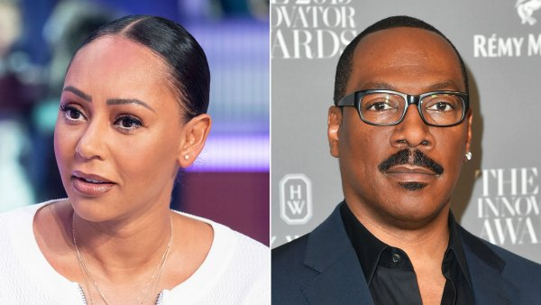 Mel B Wants More Child Support From Eddie Murphy While Raising Daughter Angel With 'Drastically Reduced' Income