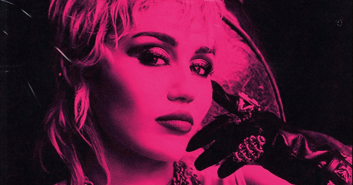 Miley Cyrus Secures Her Place Among Rock Royalty With 'Plastic Hearts'