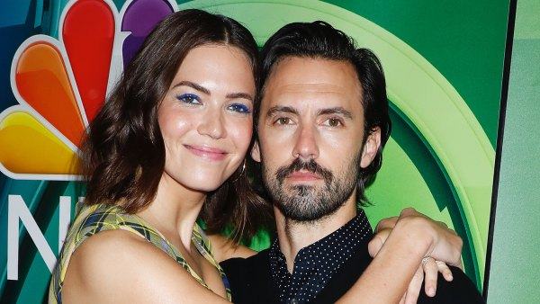 Milo Ventimiglia Talks Filming This Is Us With Pregnant Mandy Moore