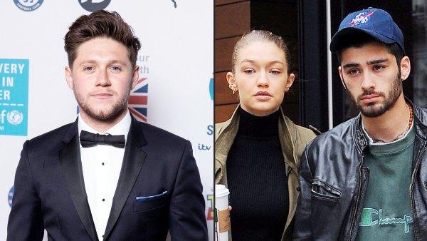 Niall Horan Congratulates Fellow One Direction Alum Zayn Malik on Welcoming First Child With Gigi Hadid