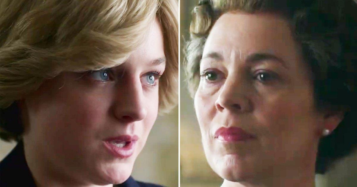 'The Crown' Season 4 Trailer: Princess Diana Faces the Queen