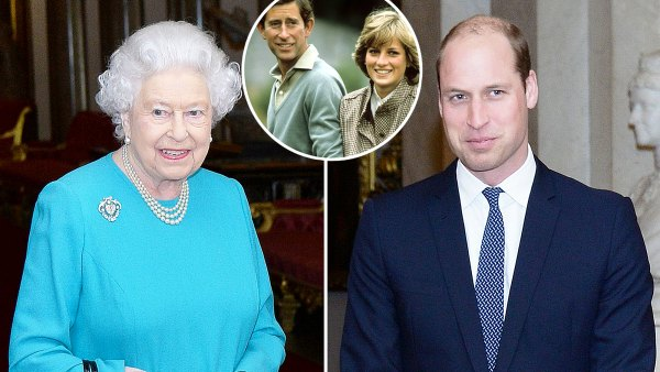 How Queen Elizabeth II Saved Prince William From Breakdown After Princess Diana Prince Charles Split