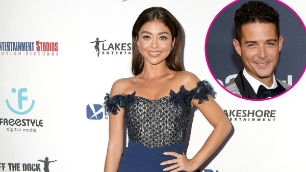Sarah Hyland Gives an Update on Her Wedding to Wells Adams Promo