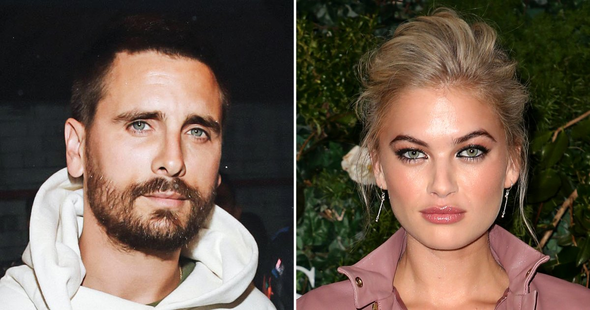 Scott Disick Steps Out for Date Night With Model Megan Blake Irwin 1