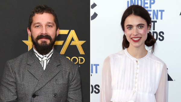 Shia LaBeouf and Margaret Qualley Get Naked in Her Sister Rainey New Music Video