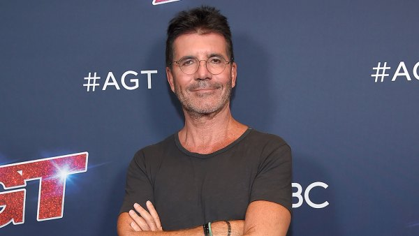 Simon Cowell Is Up and Walking Amid Recovery From Back Injury