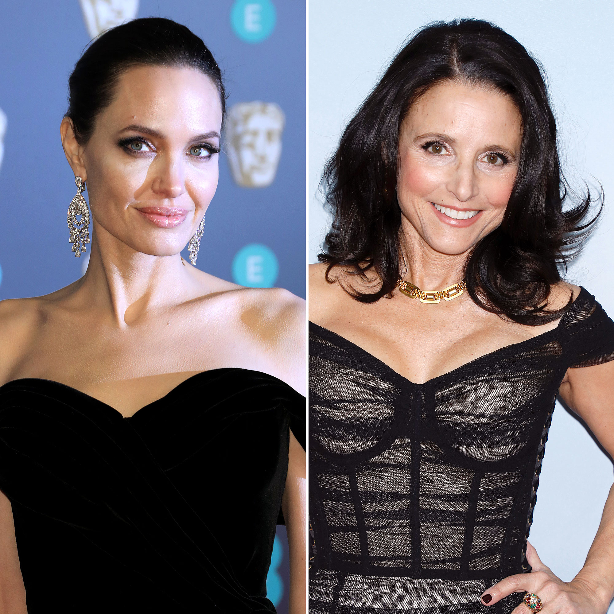 Stars Who've Had Mastectomies: Angelina Jolie, Julia Louis-Dreyfus, More