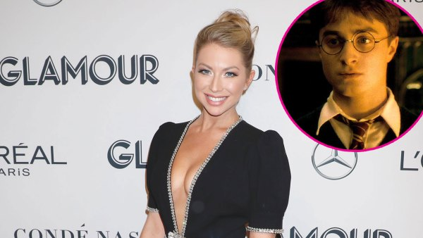 Stassi Schroeder Shows Harry Potter Tributes in Daughter Nursery Mirror of Erised