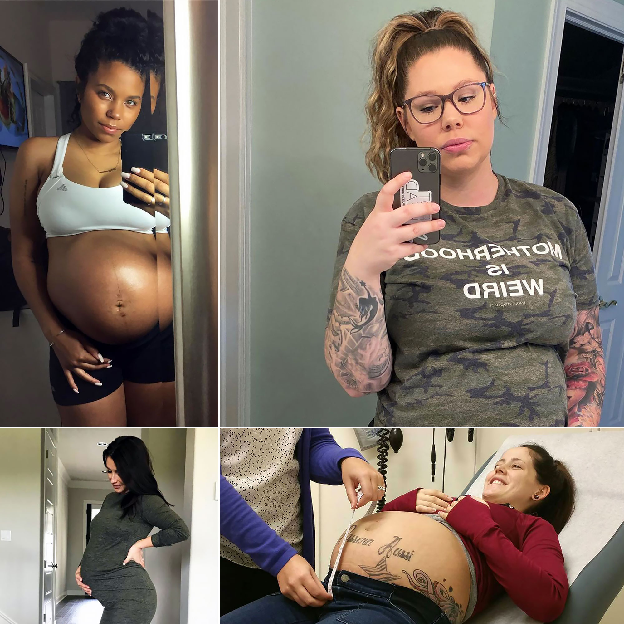 'Teen Mom' Baby Bumps: See the Reality Stars' Pregnancy Pics Over the Years