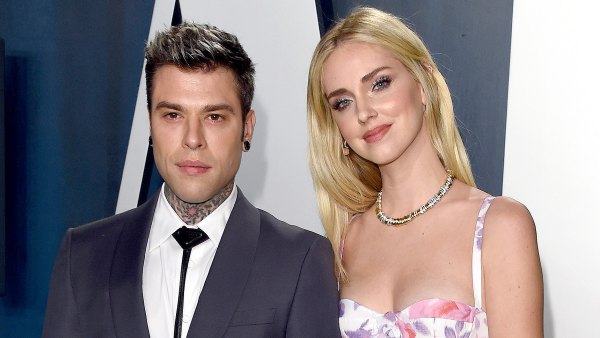The Blonde Salad Chiara Ferragni Is Pregnant Expecting Her and Husband Fedez's 2nd Child