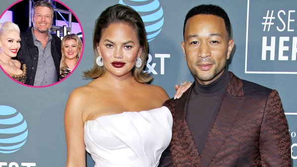 The Voice Cast Is Rallying Around Chrissy Teigen John Legend After They Lose Baby No 3