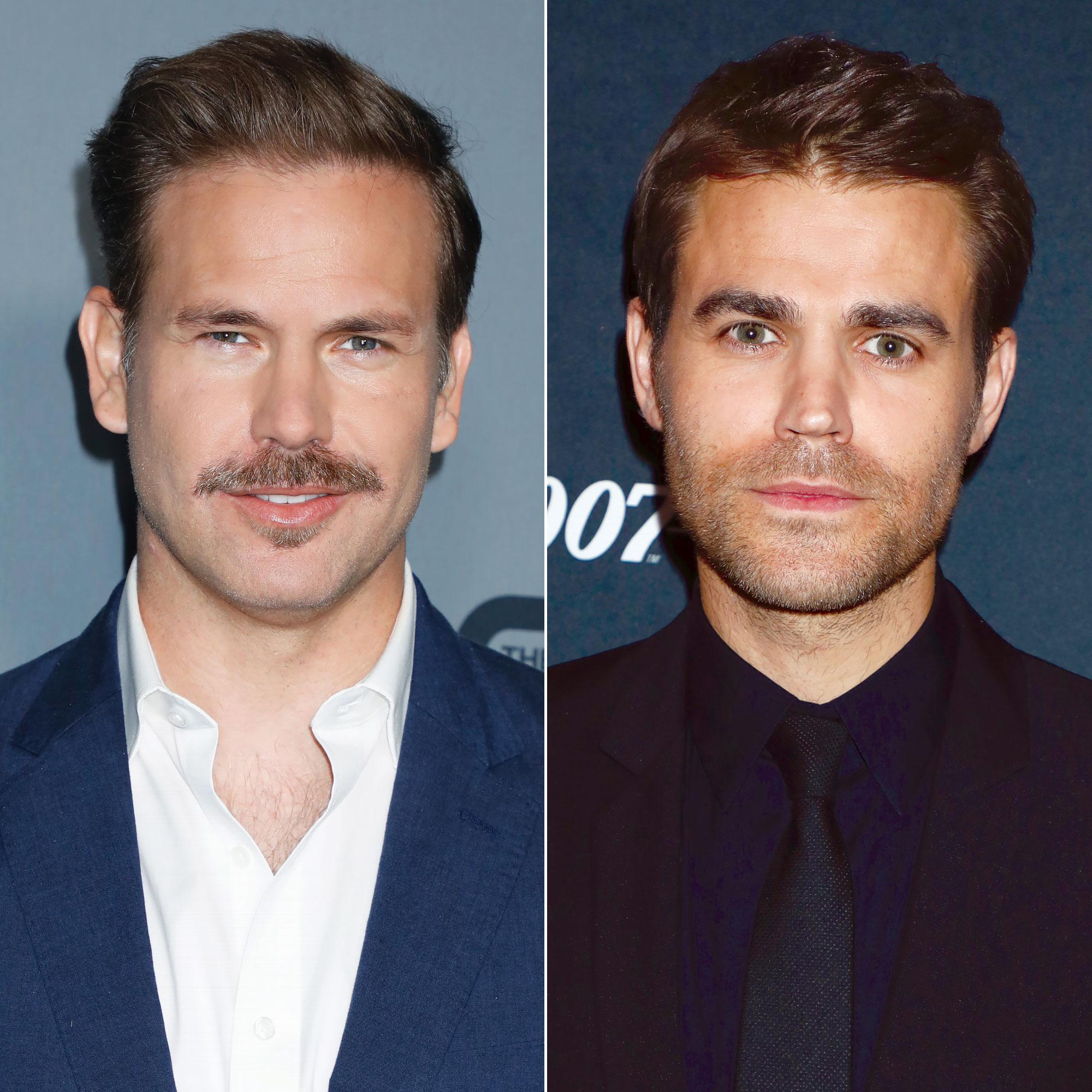 Vampire Diaries' Matthew Davis Apologizes After Paul Wesley Twitter Spat