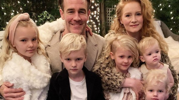 Why James Van Der Beek's Family Is Moving From Los Angeles to Texas m