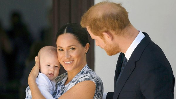 Why Meghan Harry Are Trying Embrace Quality Time With Son Archie