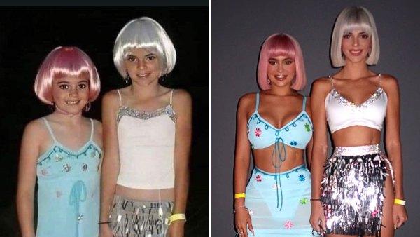 Kardashians' Halloween Costumes Through the Years!