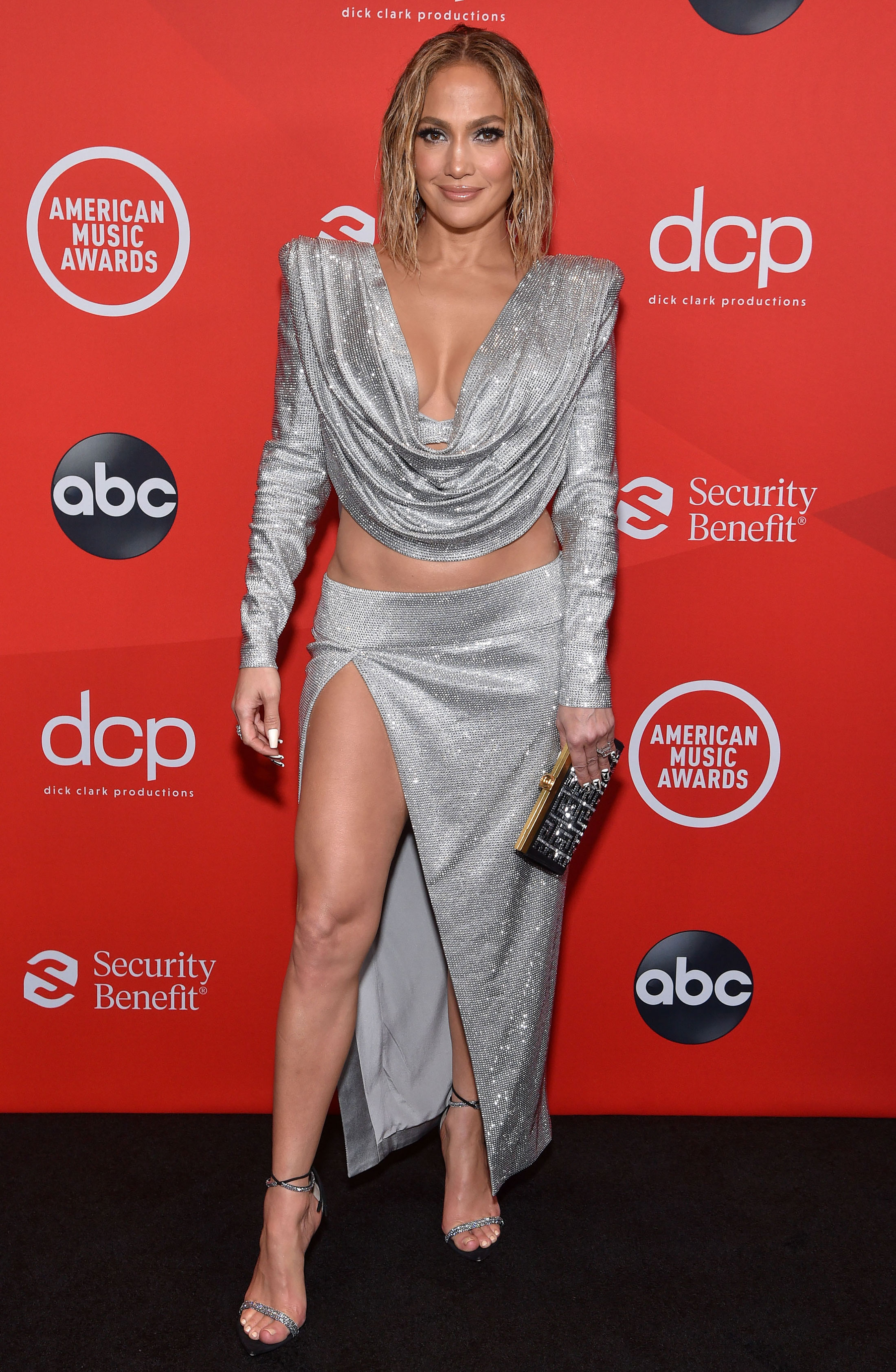 See What the Stars Are Wearing on the AMAs 2020 Red Carpet