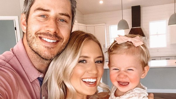 Arie Luyendyk Jr Tested Positive for COVID-19 Isolating From Wife Lauren Burnham and Daughter Alessi