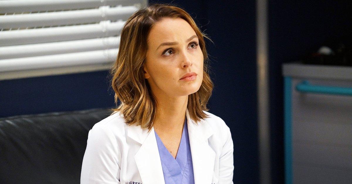 Grey's Anatomy's Camilla Luddington Responds to KN95 Mask Backlash