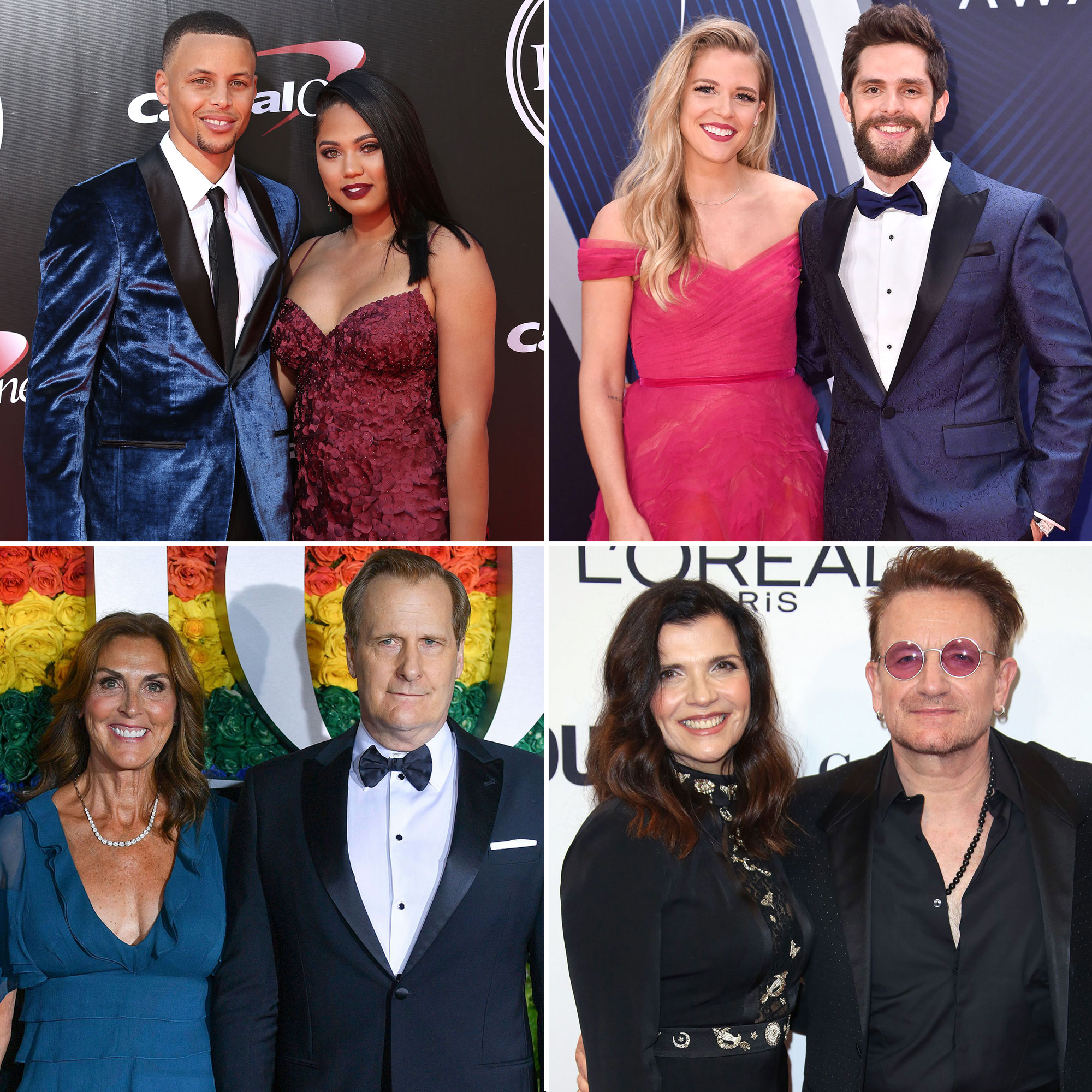 Celebrity Couples Who Are High SchoolSweethearts