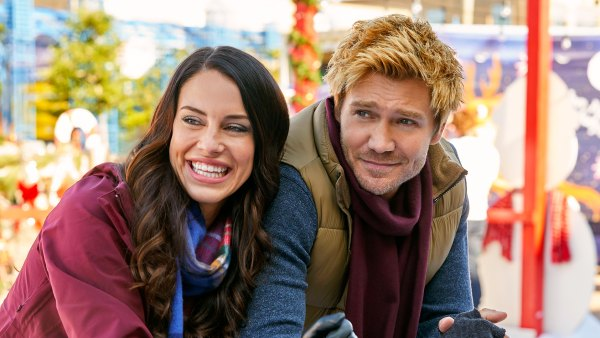 Chad Michael Murray Is a Bit of a Grinch in Lifetime's Too Close for Christmas 1