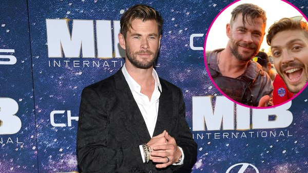 Chris Hemsworth Was Prepared to Fire His Trainer Luke Zocchi If He Joined The Bachelor